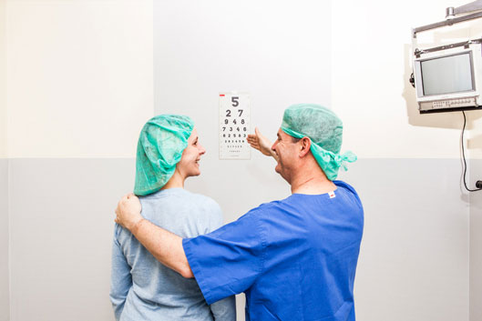lasik operation gerresheim